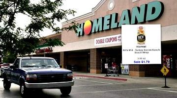 Hormel Rev Wraps 79¢ at Homeland & Country Mart!