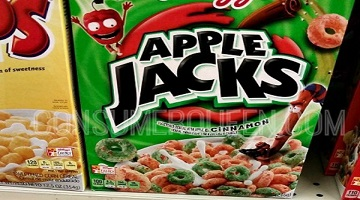 Kellogg's Apple Jacks 88¢ at Walgreens (Maybe Even Less)!