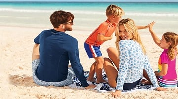 Lands' End : National Swimsuit Day – 50% Off + Free Shipping