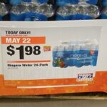 Niagra Water 24-pk $1.99 at Home Depot – Today Only!
