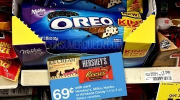 Oreo Milka Bar as Low as FREE + Profit at Walgreens!