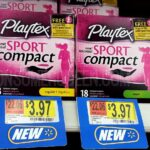 Playtex Sport Compact Tampons Under $2 at Walmart & Target