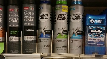 Right Guard Dry Spray Free at The Drug Stores After Mail-in Rebate!
