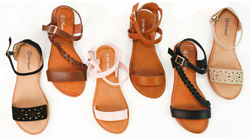 Cute Sandals for $14.95 Shipped at Cents of Style!