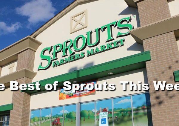 Sprouts Farmer's Market Matchups 7/11 Through 7/18