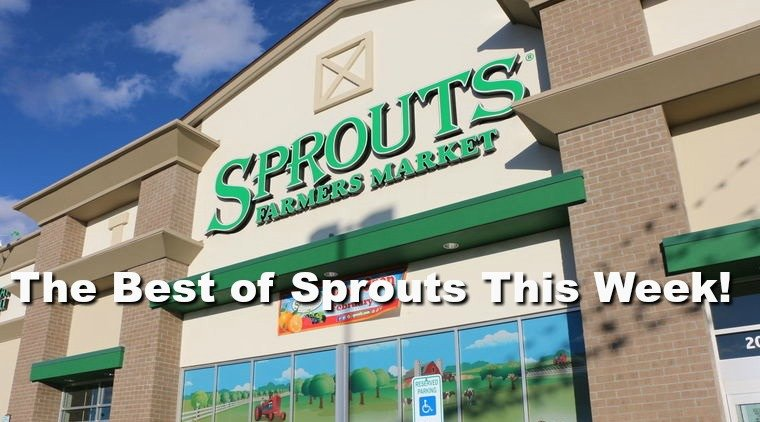 The Best of Sprouts Farmers Market (Organic Deals) 8/2 – 8/9