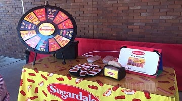 Sugardale Event at Uptown & Smart Saver This Weekend!