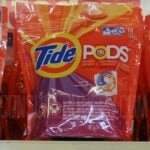 Tide & Gain Liquid Detergent, Pods or Flings $2.94 at CVS!