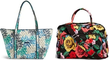 Vera Bradley Travel Bags 25% Off In-Store and Online