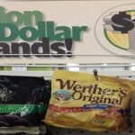 New .75/1 Werther's Original Sugar Free = 25¢ at Dollar Tree!