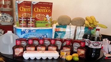 Grand Opening Day at WinCo in Moore – Checkout My Haul!
