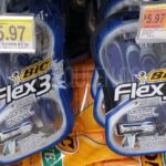 ANY Bic Flex or Soleil Disposable Razors FREE at Walmart (Mail-in Rebate)