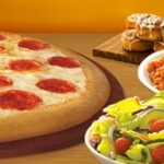 Medium 1 Topping Pizzas $4 Each WYB 3 at CiCi's Pizza