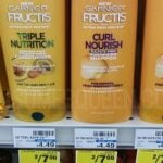 Garnier Fructis Shampoo/Conditioner FREE at CVS (Starts 6/18)