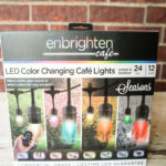 New: Jasco Enbrighten Café Lights Just in Time for Summer!
