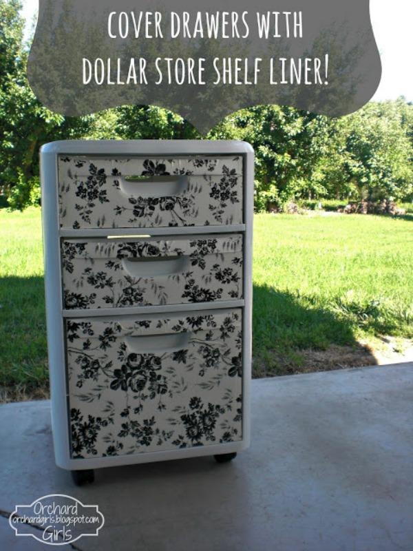 dollar store craft