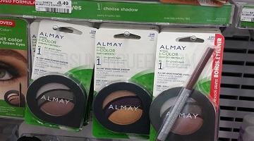 Almay intense i-color Cosmetics as Low as 82¢ at CVS!