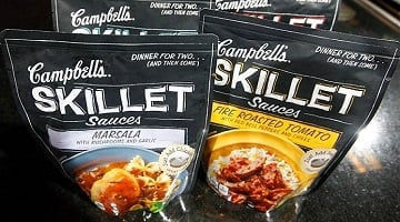 Walgreens: Campbell's Skillet Sauces Only 50¢ This Week!
