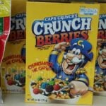 RARE Cap'n Crunch Cereal Coupon – 50¢ at Dollar Tree