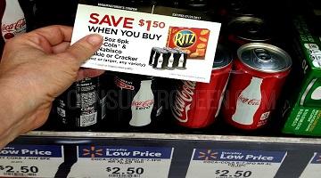 Coke Mini 6-pack & Nabisco Cookies Both for $2.50 at Walmart!