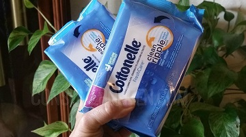 Cottonelle FreshCare Wipes Only 49¢ at Target After Cash Back!