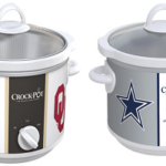 Crock-Pot Collegiate & NFL Slow Cookers ONLY $24.99 (Limited Time)