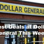 Dollar General Matchups For Week of 4/15-4/21