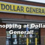 Top 10 Unadvertised Dollar General Deals 1/11