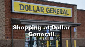Top 10 Unadvertised Dollar General Deals 4/26