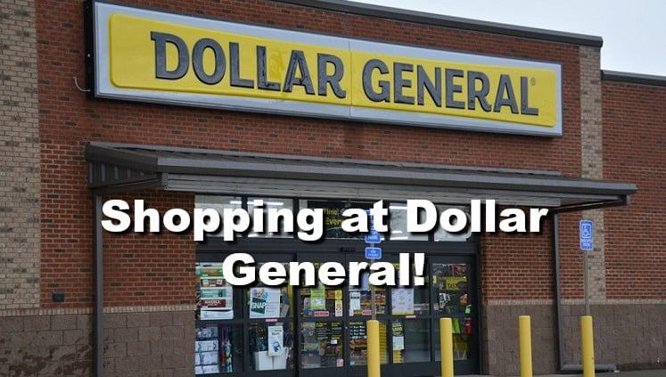 Top 10 Unadvertised Dollar General Deals 1/25