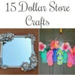 dollar store crafts