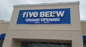 Five Below Grand Opening in OKC – Gift Card Giveaway!