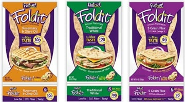 Flatout Flat Bread Only $1.75 at Target – No Coupons Needed