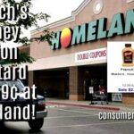 French's Honey Dijion Mustard 59¢ at Homeland & Country Mart!