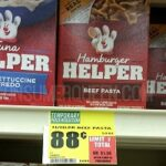 GM Coupons Reset – Hamburger Helper 38¢ at Crest Foods!