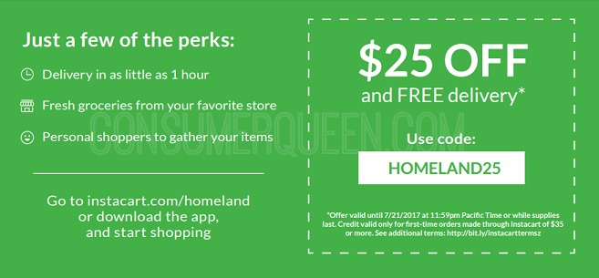 can you use coupons with instacart