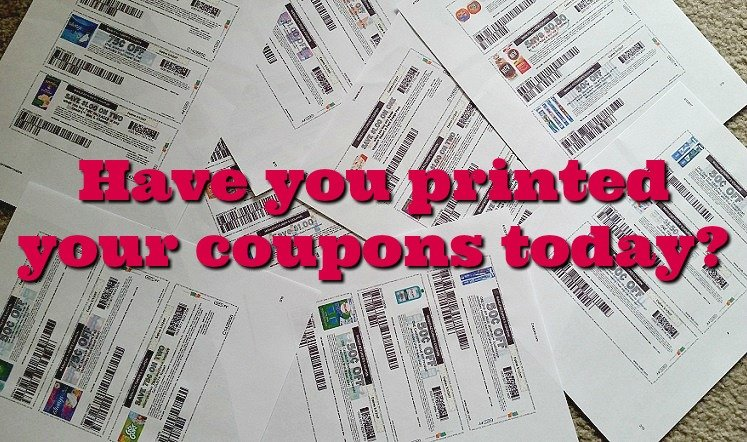 photo regarding Biofreeze Coupons Printable known as Clean Coupon codes: Higher than 40 Printables This Early morning - Print At the moment!