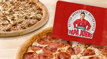 More Papa John's Deals: 50% Off and FREE Pizza With Purchase!