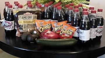 Queen Mum's $10 Shopping Trip at Crest Foods!