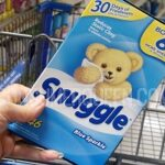 Snuggle Fabric Softener 40-ct. Box 84¢ at Walmart!