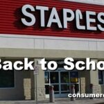 Staples Back to School Deals – Week of 8/20 – 8/26