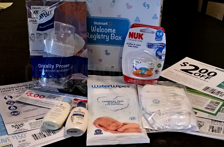 Baby Welcome Box FREE from Walmart - Get Yours Now!