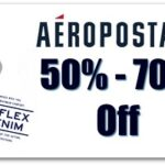 Aeropostale: 50% to 70% Off Everything Summer Blow Out!
