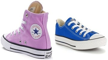 Kohl's: Kids Converse Sneakers as Low as $16.00 (Reg.$40.00)!