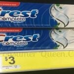 New $2.00 Crest Toothpaste Coupon + Store Deals (as Low as FREE!)