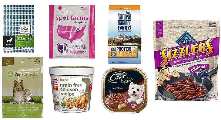 Dog Treat Sample Box $11.99 Plus Get $11.99 Amazon Credit!