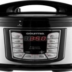 Best Buy: Gourmia 4QT Pressure Cooker $49.99 – Today Only