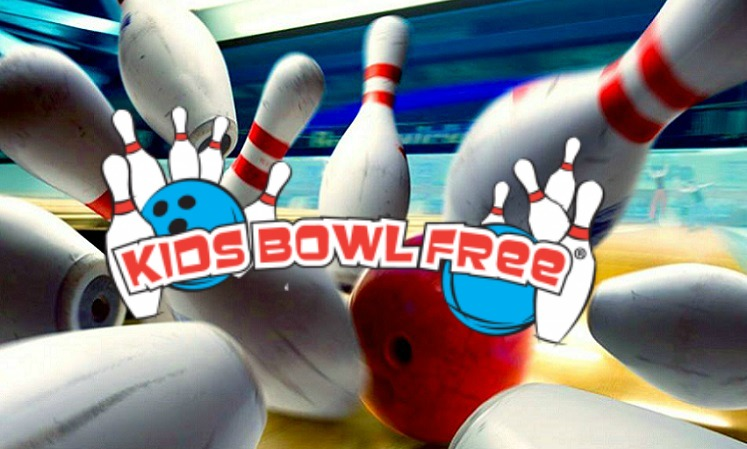Kids Fest – FREE Bowling at AMF Centers on August 5th!