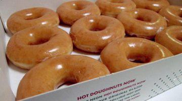 Krispy Kreme Rewards : Dozen Glazed Donuts BOGO for $1.00!