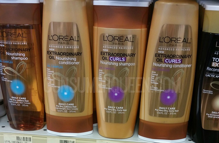 L'Oreal Hair Care as Low as 74¢ at CVS After ExtraBucks!